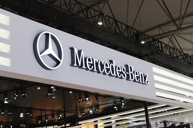 Mercedes Benz manufactures safe cars