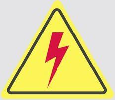 Warning Labels : High Voltage