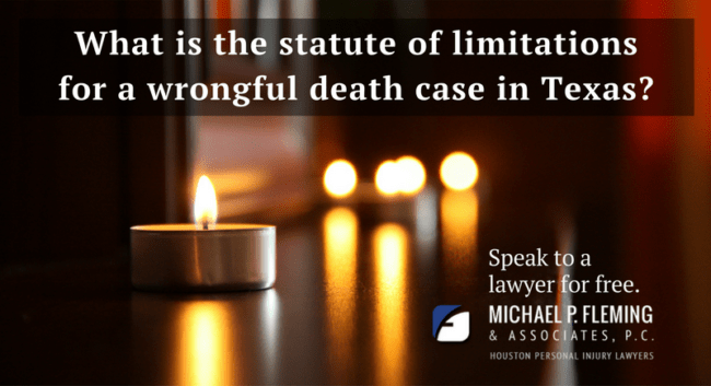 Question for a Houston wrongful death attorney.