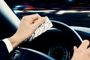 accidents caused by drug impaired driving - Houston Car Accident Attorney