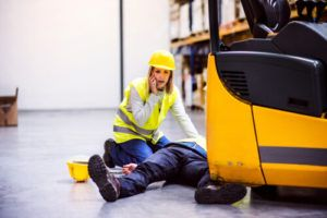 forklift injuries