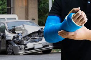 hand and arm injuries caused by car accidents