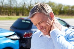 Sore Pain after Car Accident - Houston Car Accident Lawyer
