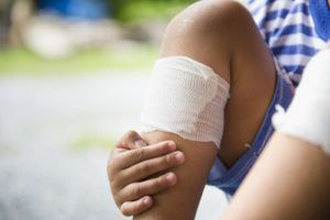 negligent supervision in daycare injuries