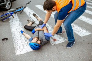 pedestrian injury