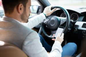 Texting while Driving Accident Lawyers in Houston