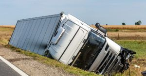 What to do after truck accident.