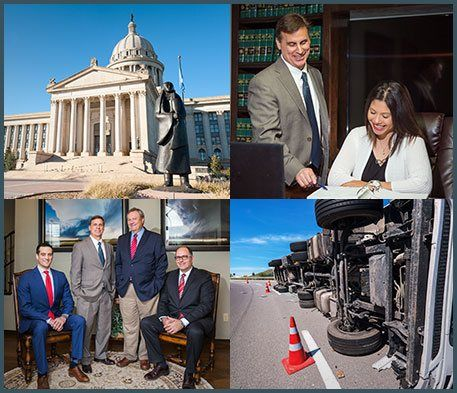 Cain Law Office Oklahoma City Personal Injury Attorneys