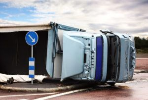 types of trucking accidents
