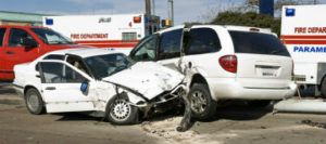 Common causes of car accidents Oklahoma City