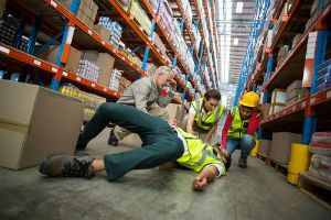 Workers Left to Suffer After Amazon Warehouse Injuries