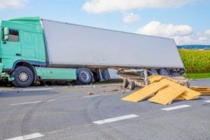 cargo shift truck accident