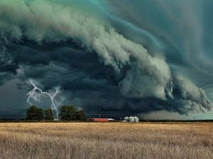 Severe Weather Texas