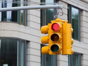MY SPOUSE WAS INJURED IN A RED LIGHT COLLISION. WHAT SHOULD WE DO?