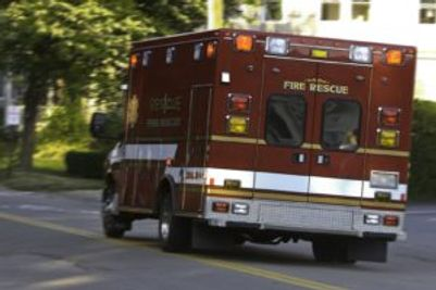 EMT vehicle accidents