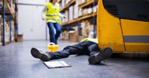 Warehouse Injuries