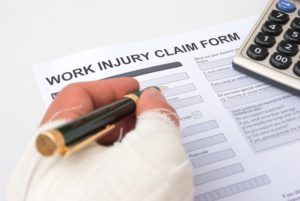 filing compensation for amputation injury
