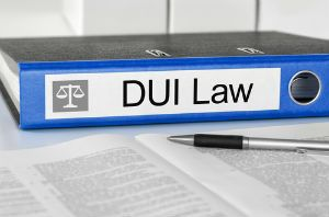 A binder on DUI law.