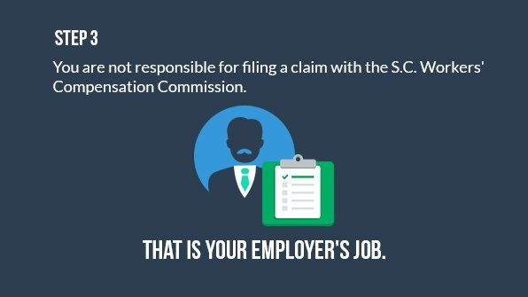Step 3 - South Carolina Workers' Compensation