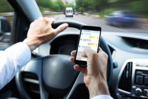 Distracted Driving Lawyers | Manning, SC | Land Parker Welch LLC