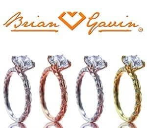 Brian Gavin Lace Solitaire Collection