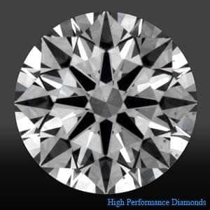 Crafted by Infinity Diamond from High Performance Diamonds, AGSL 104059209001