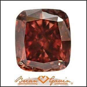 Fancy Color Red Diamond