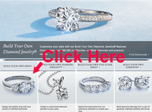 How to Use the Blue Nile Ring Builder