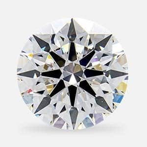 Victor Canera Emilya halo solitaire diamond review, AGSL 104082149002