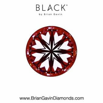 Black by Brian Gavin Diamond Reviews