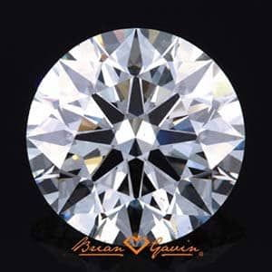Brian Gavin Signature diamond review, 810 Collection inspiration, AGS 10408287000