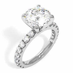 Orchard Setting by Enchanted Diamonds