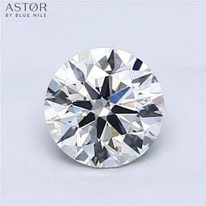 Blue Nile Astor by Blue Nile diamond review, LD09203487, GIA 5253313488 clarity