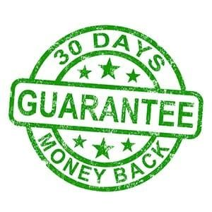 James Allen Reviews, 30 day money back guarantee.