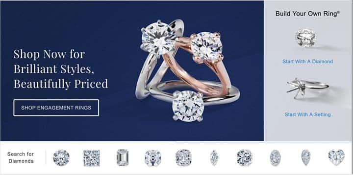 Whiteflash vs Blue Nile GIA Excellent cut Diamonds, shattering the glass ceiling