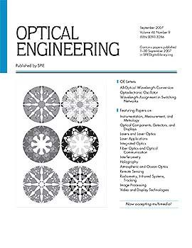 Optical Engineering Magazine.