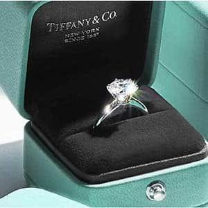 Tiffany Solitaire.