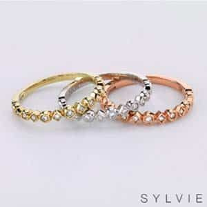 Sylvie Enement Rings Designed By A