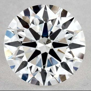 SI1 Clarity Grade Diamond