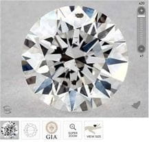 Cheap 1 Carat Diamond Ring