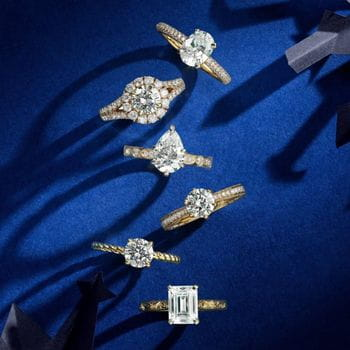 Blue Nile Studio Engagement Rings