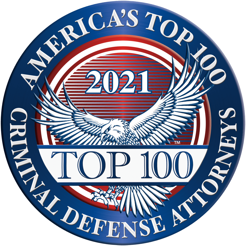 Top 100 Criminal Defense Attorney 2021