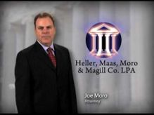 Ohio Work Injury Lawyers Call Heller, Maas, Moro & Magill CO, L.P.A.
