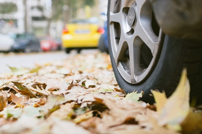 Wicked Driving Weather and Distractions: Safe Driving This Fall