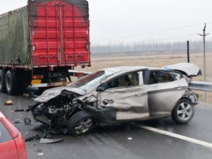 What to Do After a Truck Accident in Orangeburg, S.C.