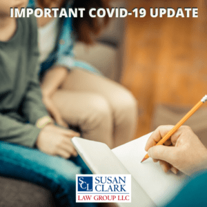 Important COVID-19 Update To Our Clients And Families With Children With Disabilities