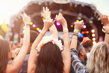 Festivals and Unlawful Search
