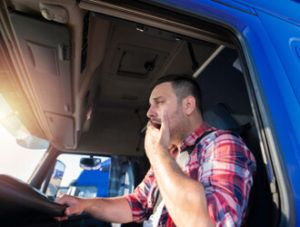 truck driver fatigue accident lawyer | Law Offices of Michael J. Gopin, PLLC.