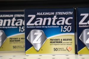 Zantac Heartburn Pill | Law Offices of Michael Gopin