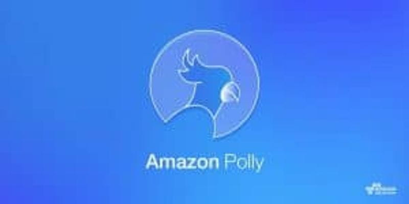 amazon polly logo